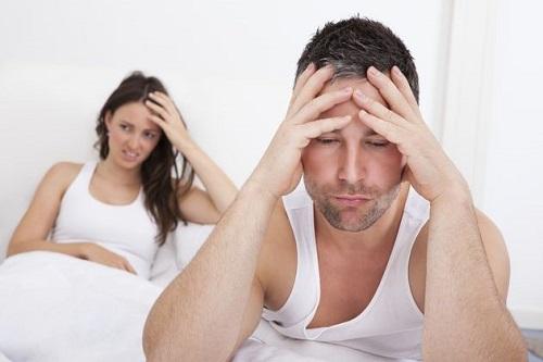 Nam giới mặc cảm lo âu khi yếu sinh lý