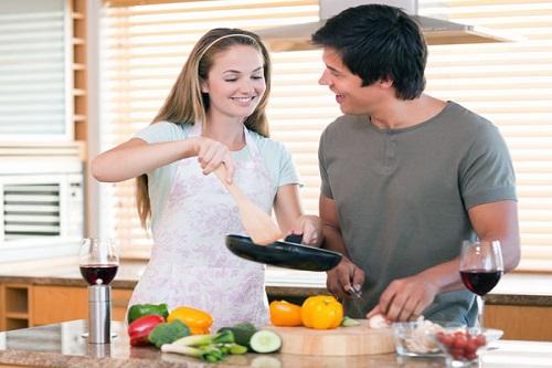 Bổ sung thực phẩm đúng cách cho chồng