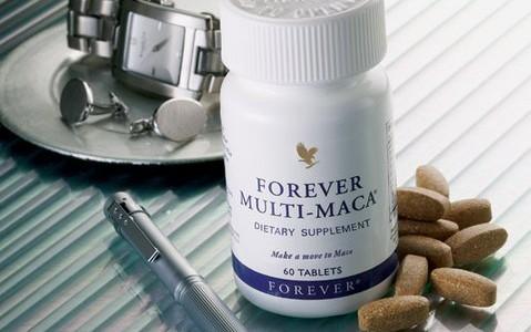 Forever Multi Maca có chiết xuất từ thảo dược tự nhiên