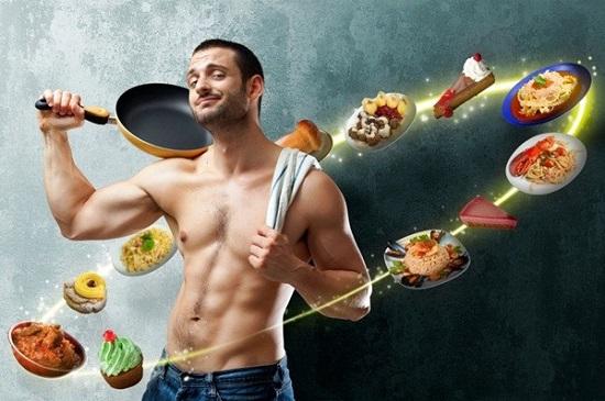 Ăn uống hợp lý đầy đủ dinh dưỡng để cải thiện chứng thận yếu