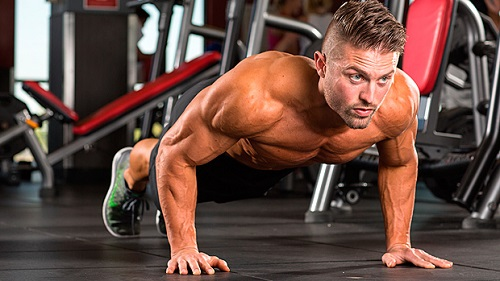 Tập luyện giúp tăng sinh Testosterone