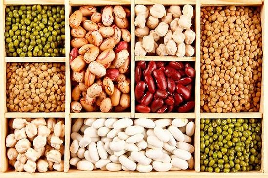 Các loại đậu cung cấp Vitamin D và Kẽm kích thích sản sinh Testosterone
