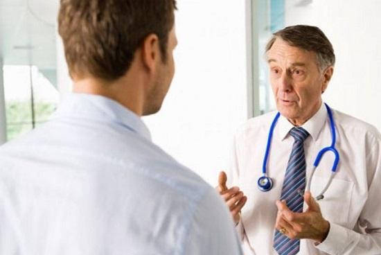 Cần tuân thủ các chỉ dẫn của bác sĩ để quá trình điều trị đạt hiệu quả cao