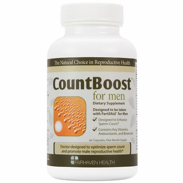 CountBoost for Men chiết xuất từ các thảo dược quý hiếm trong tự nhiên