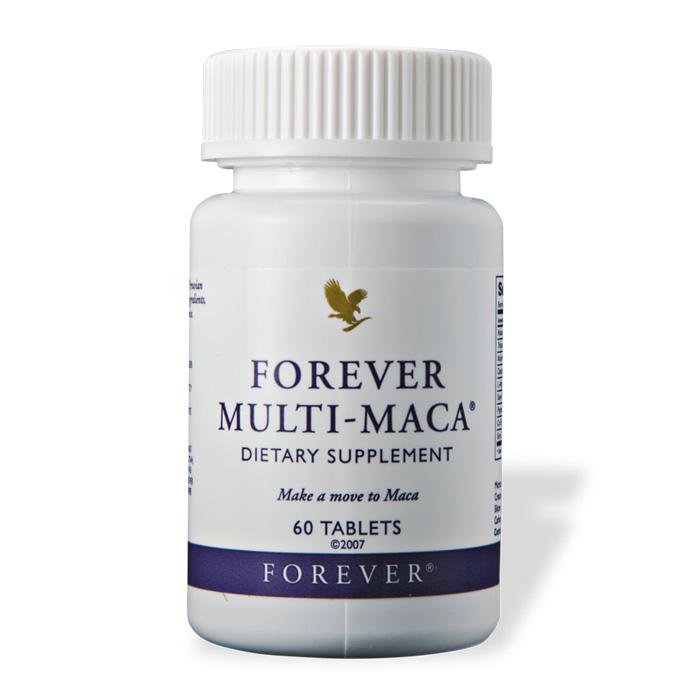 Forever Multi Maca giúp bổ thận tráng dương tăng cường sức khỏe sinh lý