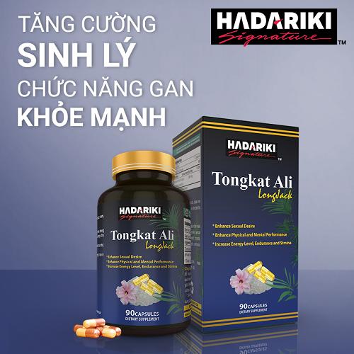 """Hadariki Tongkat Ali được truyền tai như một loại """"thuốc cường dương"""" cho người cao huyết áp"""