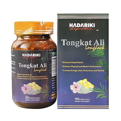 Thuốc bổ thận Hadariki Tongkat Ali cải thiện và duy trì sức khỏe sinh lý nam