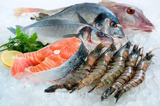 Hải sản giúp cải thiện khả năng sinh lý mạnh mẽ cho nam giới