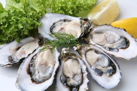 Hàu biển hương vị thơm ngon giúp tăng cường sinh lý nam
