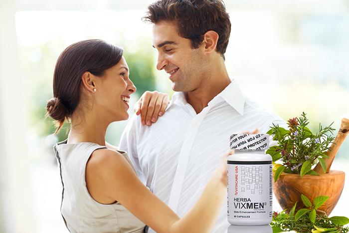 Vixmen chìa khóa chinh phục phái đẹp cho nam giới