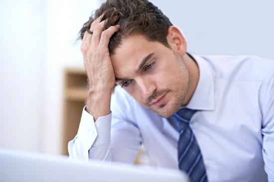 Thường xuyên lo âu sẽ ảnh hưởng trực tiếp đến khả năng sinh lý