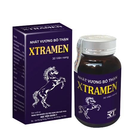 Thành phần XTRAMEN là chiết xuất từ các loại thảo dược trong tự nhiên