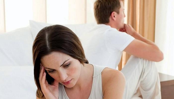 Nữ giới suy giảm ham muốn tình dục