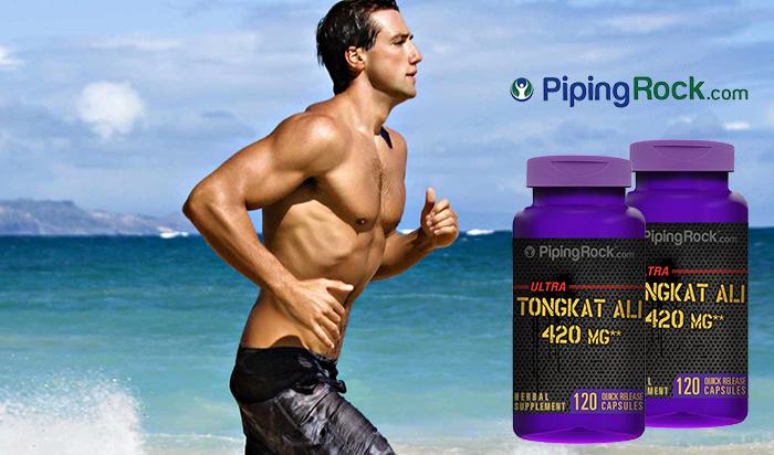 Pipingrock Tongkat Ali lựa chọn hoàn hảo cho sinh lý nam giới