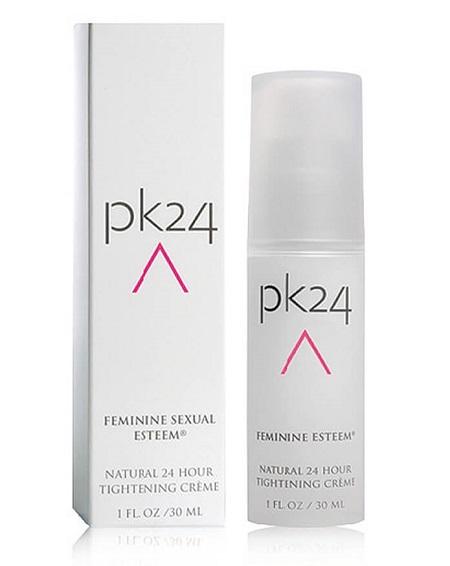 PK24 gel làm hồng và se khít vùng kín của Mỹ