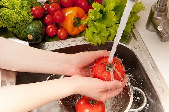 Bổ sung chất chống oxy hóa từ các loại rau củ quả sạch