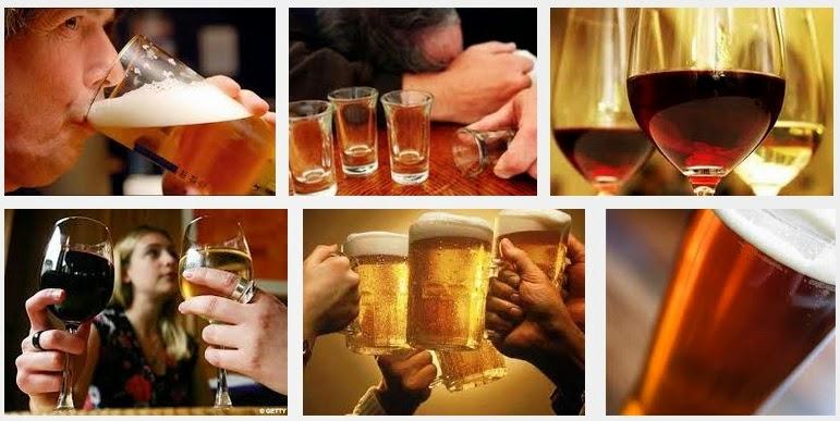 """Rượu bia quá đà là khởi nguồn của mọi """"thất bại"""""""