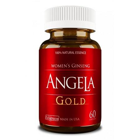 Sâm Angela Gold tăng cường sinh lý nữ bền vững
