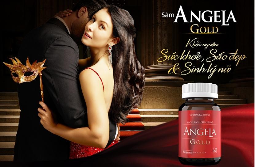 Sâm Angela Gold mang đên sức khỏe sinh lý và duy trì mãi nét thanh xuân cho phái đẹp