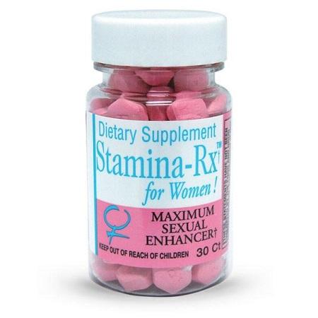 Stamina Rx for Women tăng cường sinh lý nữ từ USA