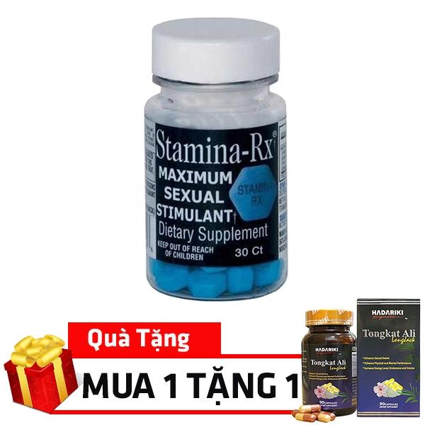 Stamina-Rx for Men thảo dược tăng cường sinh lý nam