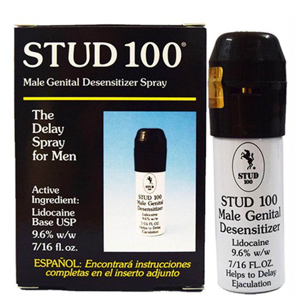 Chai xịt chống xuất tinh sớm Stud 100 nhập khẩu USA