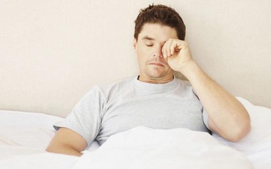 Sức khỏe suy giảm khiến nam giới đánh mất chính mình
