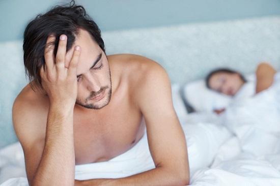 Sức khỏe và tâm lý cũng bị ảnh hưởng nhiều do thận yếu