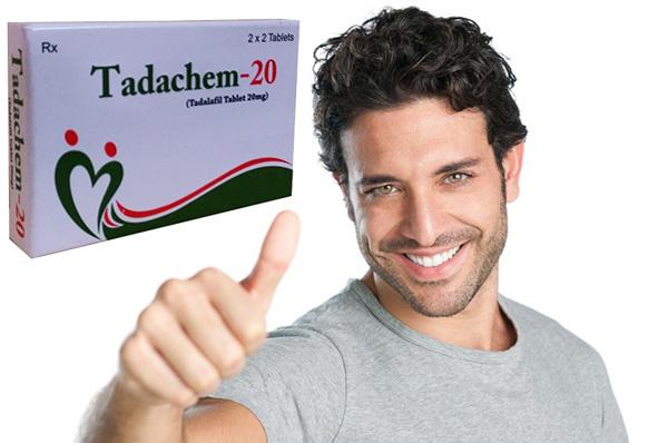 Tadachem 20 lựa chọn hoàn hảo cho nam giới