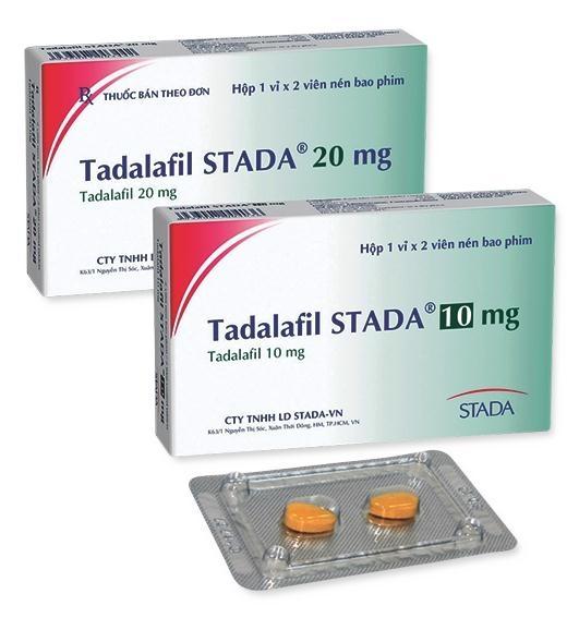 Đọc kĩ hướng dẫn trước khi dùng Tadalafil Stada