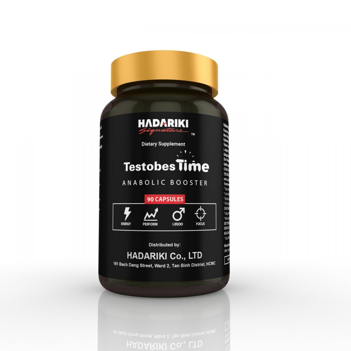 Hadariki TestobesTime được bán tại Thuocbothan.com