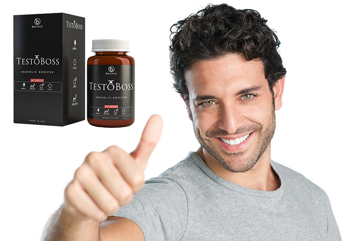 Testoboss lựa chọn hoàn hảo cho nam giới