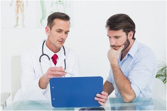 Testosterone bị suy giảm là dấu hiệu rõ nhất