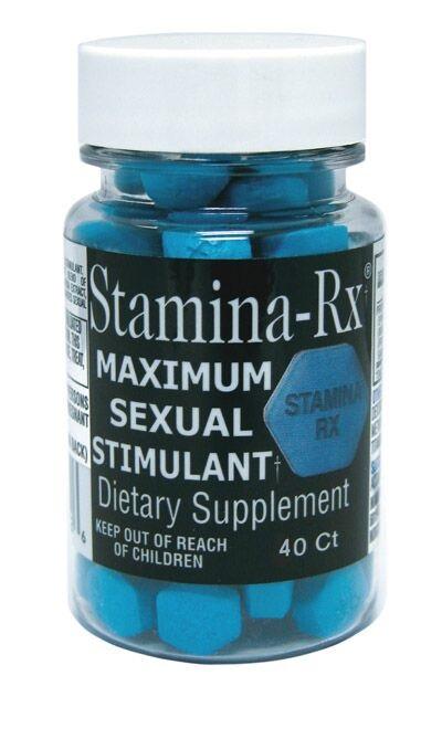 Stamina Rx for Men kéo dài thời gian quan hệ cho nam