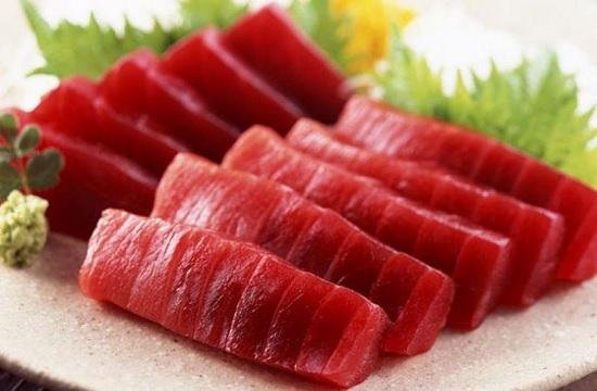 Thịt cá ngừ bổ sung Vitamin kích thích sản sinh Testosterone