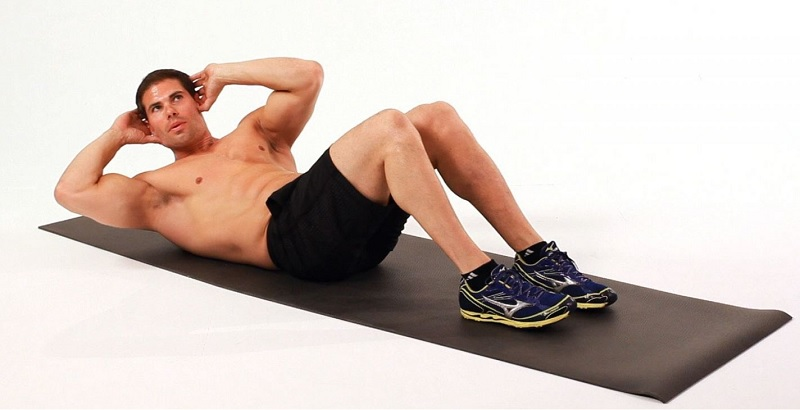 Tăng cường cơ bụng giúp Testosterone tiết ra tốt hơn