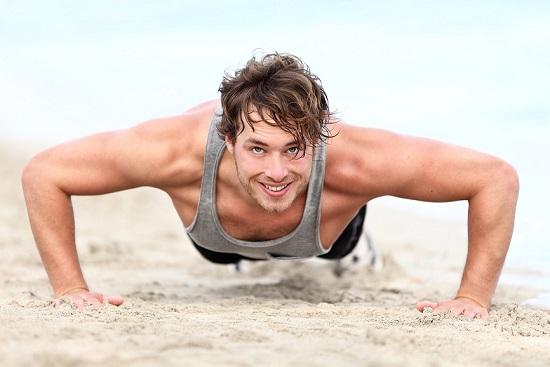 Thực hiện lối sống lành mạnh khoa học giúp nam giới luôn khỏe mạnh