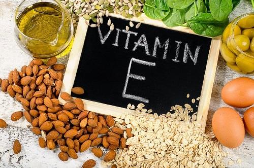 Tinh trùng khỏe mạnh với thực phẩm chứa nhiều Vitamin E