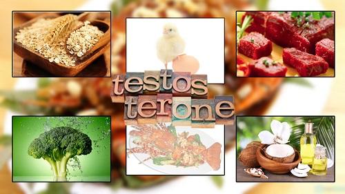 Nguồn thực phẩm quyết định đến lượng Testosterone