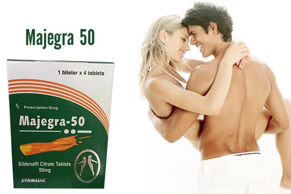 Majegra 50 giúp lấy lại bản lĩnh đàn ông