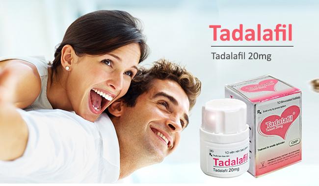 Tadalafil 20mg cho cuộc sống luôn tràn ngập hạnh phúc