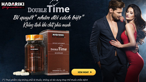 Kéo dài quan hệ an toàn với Double Time