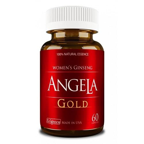 Sâm Angela Gold hỗ trợ nội tiết tố nữ