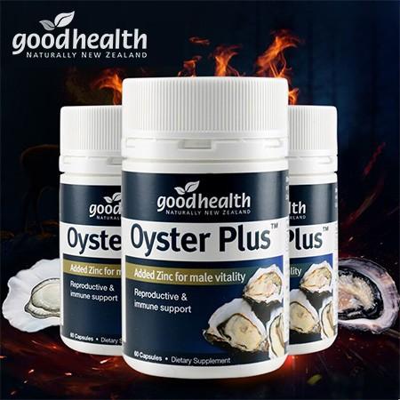 Kéo dài quan hệ an toàn với tinh chất hàu Oyster Plus