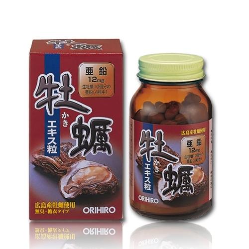 Tinh chất hàu tươi Orihiro bổ thận tráng dương tăng cường sinh lý