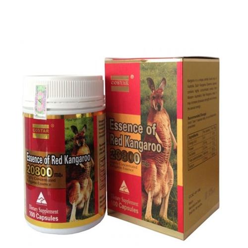 Essence of Red Kangaroo 20800mg chiết xuất 100% từ Kangaroo
