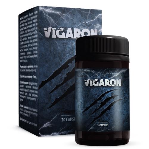 Vigaron với các loại thảo dược và vitamin