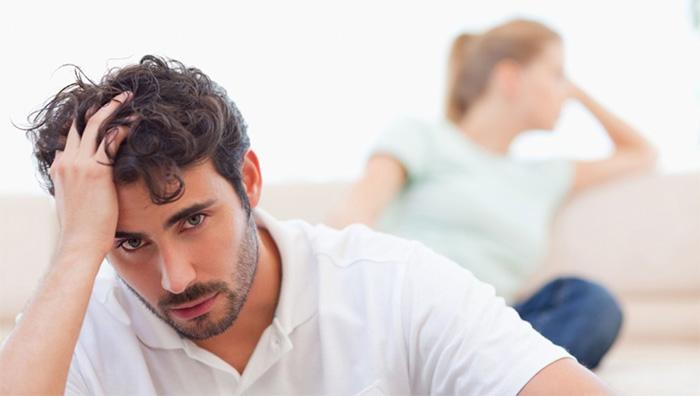 Nam giới mắc rối loạn cương dương khiến đời sống tình dục không hạnh phúc