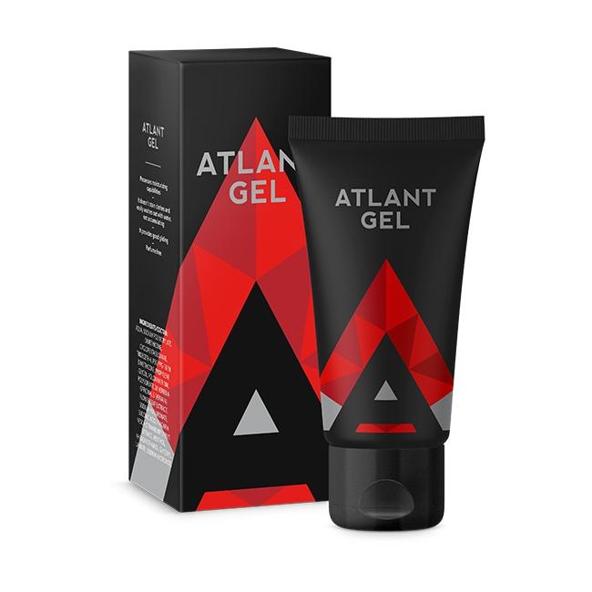 Atlant Gel bôi trơn cho nam giới, tăng kích thước dương vật tự nhiên ( HẾT HÀNG)