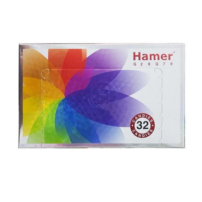 Kẹo sâm Hamer , Hộp 32 viên